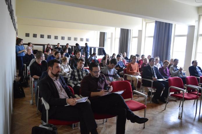 A konferencia résztvevői