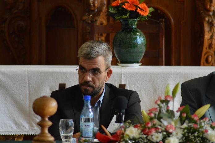 Füsti-Molnár Szilveszter, a Sárospataki Református Teológiai Akadémia rektora