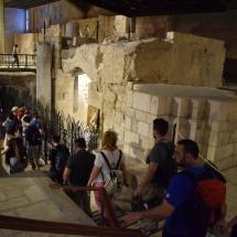 Esti séta Jeruzsálemben