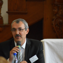 Kustár Zoltán, a Debreceni Református Hittudományi Egyetem rektora