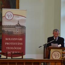 Reformáció és zene címmel tart előadást Kovács László Attila
