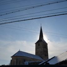 A boroskrakkói templom, ahol az egykori teológusok a 17. században 3 évig menedékre leltek