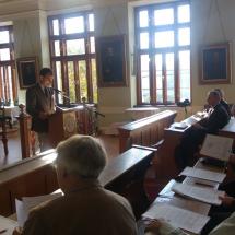Sógor Géza hollandiai tanulmányairól beszél