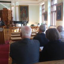 Márton János a hollandiai peregrináció egyházi hatásairól