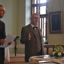 Kiss Jenő fordítja Sven Grosse előadását