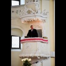 Igehirdető Kovács Sándor tanár